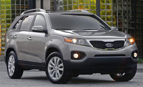 kia sorento recall 2011 2013 kia sorento recalled for transmission issue