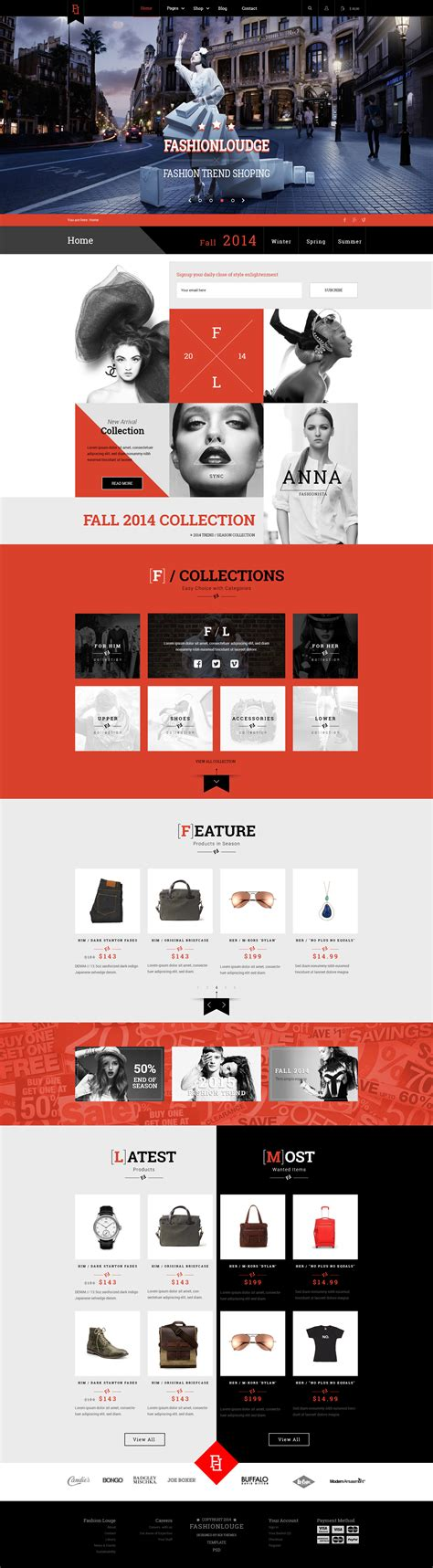 themeforest infographics http themeforest net item fashion loudge responsive html