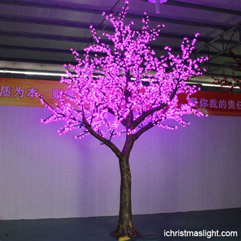 outdoor trees with led lights outdoor led tree lights pink artificial tree ichristmaslight