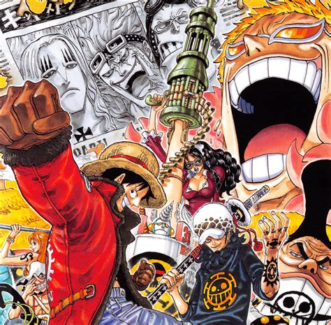 Luffy Story Dressrosa Arc current power levels of toriko one characters