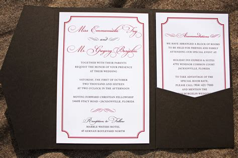 Wedding Invitations Jacksonville Fl by Wedding Invitations Jacksonville Fl Wedding Invitation Ideas
