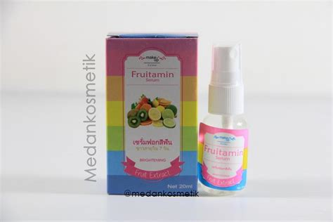Serum Fruitamin toko kosmetik dan bodyshop 187 archive serum