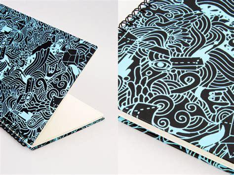 sketchbook cover design label ink sketchbook cover on behance