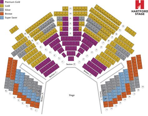 Globe Theatre Floor Plan buy theater tickets ct upcoming live shows hartford stage