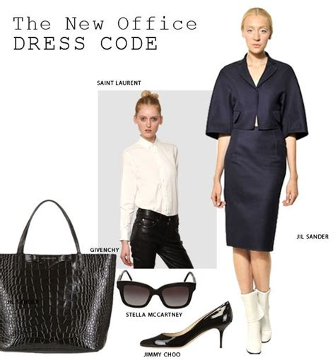 Office Dress Code by The New Office Dress Code S Style