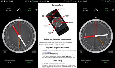 compass android 5 best compass app for android to navigate like magellan