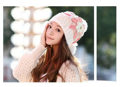 tejidos mujer gorros otoo invierno 2016 youtube gorros coreanos tejidos para mujeres