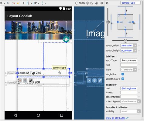qt5 layout size constraint use constraintlayout to design your android views