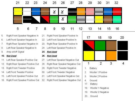 xterra rockford fosgate wiring diagram efcaviation