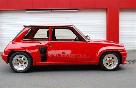 renault r5 turbo renault r5 rocket on ebay wired
