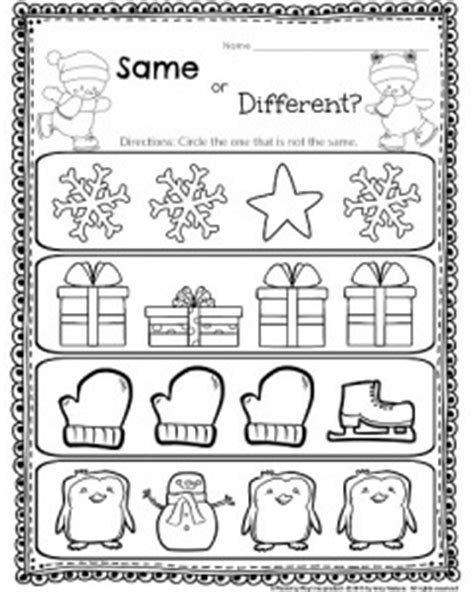 Same And Different Worksheets For Preschool by 15 Best Images Of Opposites Worksheets