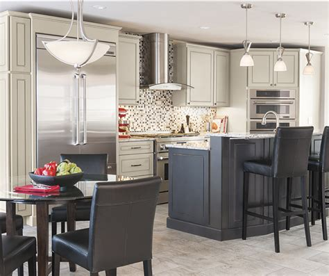 dark gray kitchen cabinets light gray kitchen cabinets dark gray island
