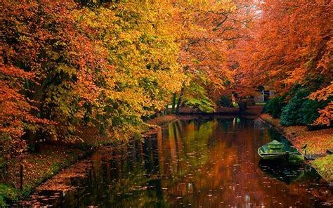 Autumn Landscape - Nature Wallpaper | Hd Wallpaper Fall Nature Wallpaper