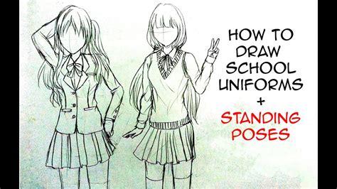 How To Draw Anime School