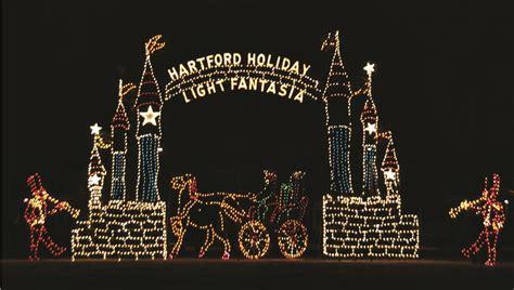 loudon race track christmas lights