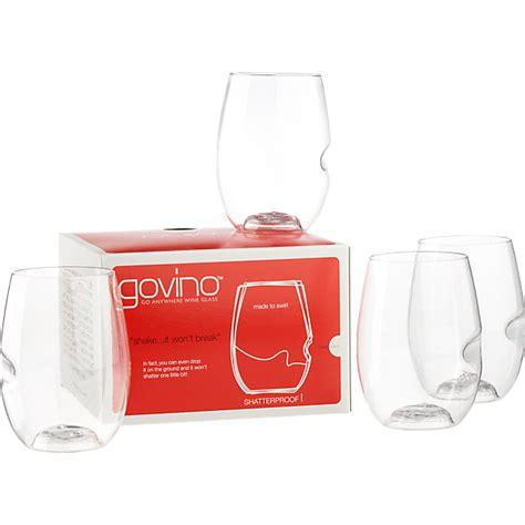 unbreakable barware 5 favorites unbreakable wine glasses gardenista