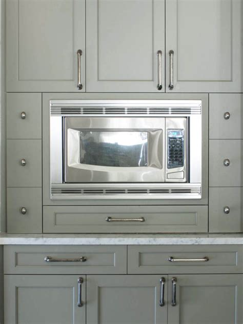 built in cabinet microwave paint gallery benjamin gettysburg gray paint