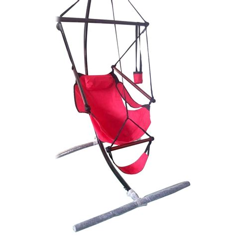 rope seat swing outdoor hanging hammock rope chair porch swing seat