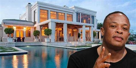 rapper house dr dre selling la house business insider
