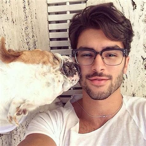 the happiest instagram account on earth man buns of 20 of instagram s finest hot dudes with dogs