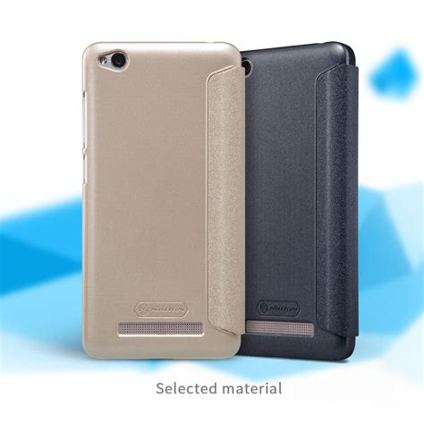 Flip Cover Xiaomi Redmi 4a nillkin sparkle leather flip cover for xiaomi redmi 4a torumart pakistan