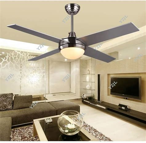 bedroom ceiling fans with lights pabburi best for bedrooms 48inch 52inch chandelier fan lights simple led modern