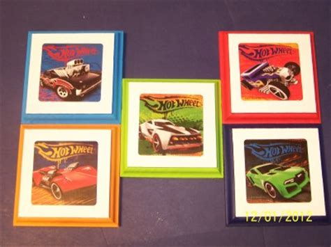 hot wheels wall plaques decor bedding plaques signs kids