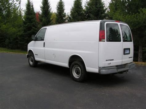 how does cars work 1999 chevrolet express 2500 security system sell used 1999 chevrolet 2500 express van in hudson wisconsin united states for us 2 300 00