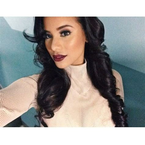 what color red is cyn santanas hair 17 best images about cyn santana on pinterest her hair