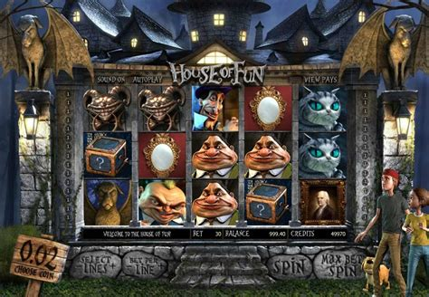 slots house of fun house of fun is a 3d online video slot from betsoft gaming
