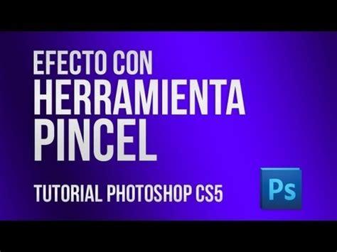 tutorial photoshop efecto dispersi 243 n doovi efecto creativo con herramienta pincel tutorial