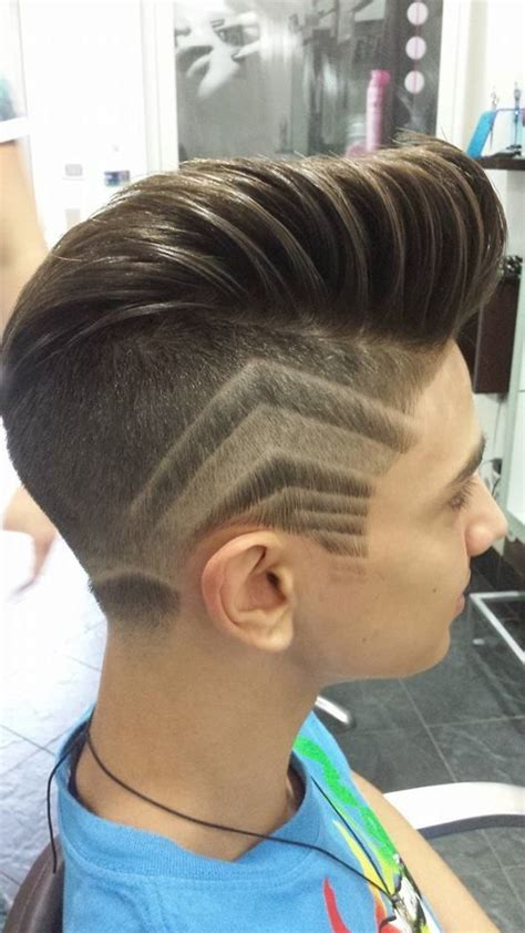 dope haircut parts dope corte masculino e barbas pinterest haircuts
