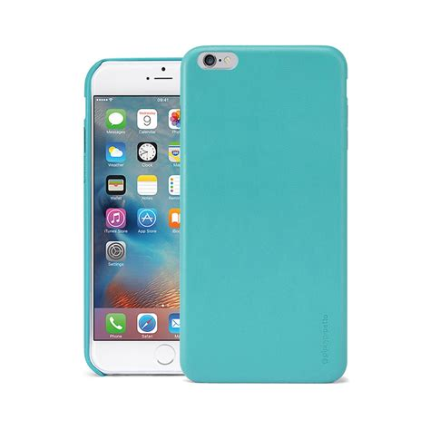 iphone  iphone   case snap turquoise lambskin