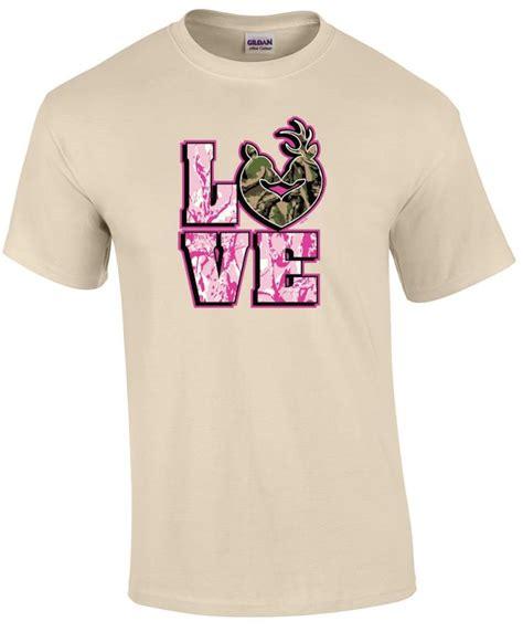 Camo Relationship Shirts Deer Camo Camoflauge Deer T