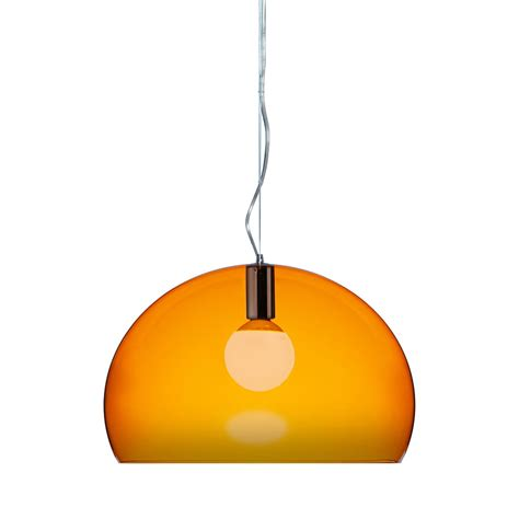 buy kartell fl y ceiling light orange amara