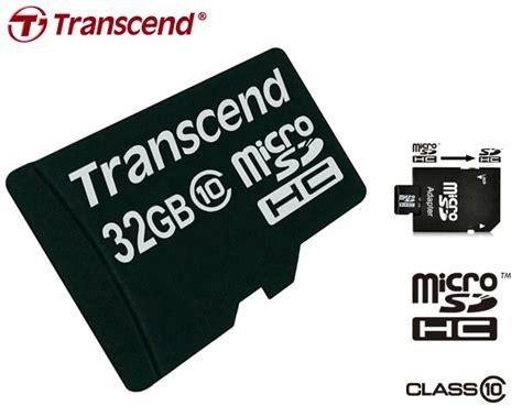 Micro Sd Transcend 32gb Class 10 transcend 32gb class 10 micro sdhc met sd adapter dagelijkse koopjes en aanbiedingen