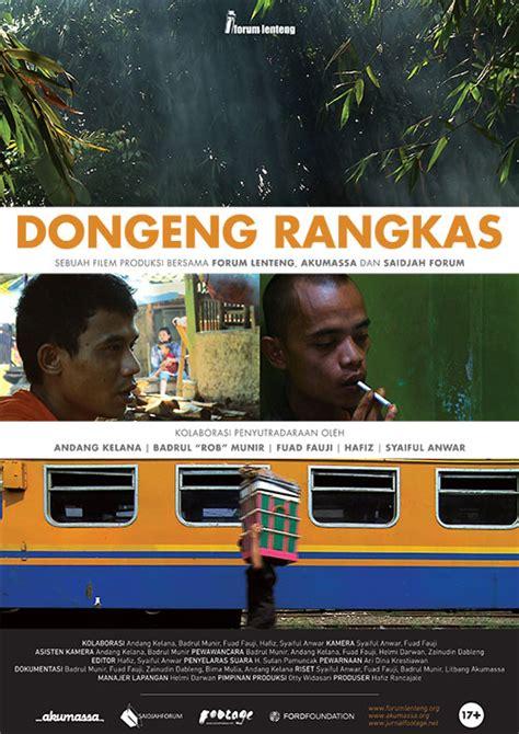 film dokumenter online dongeng rangkas filem dokumenter panjang terbaik di ffd