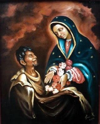 imagenes de la virgen maria con juan diego 25 best ideas about virgen de guadalupe fotos on