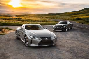 Lc Lexus 2018 Lexus Lc 500 And Lc 500h Test Review
