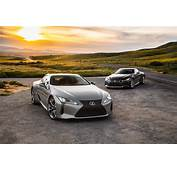 2018 Lexus LC 500 And 500h First Test Review