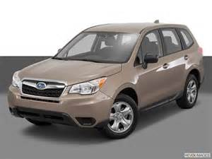 Subaru Forester Kbb 2016 Subaru Forester 2 5i Pictures Kelley Blue Book