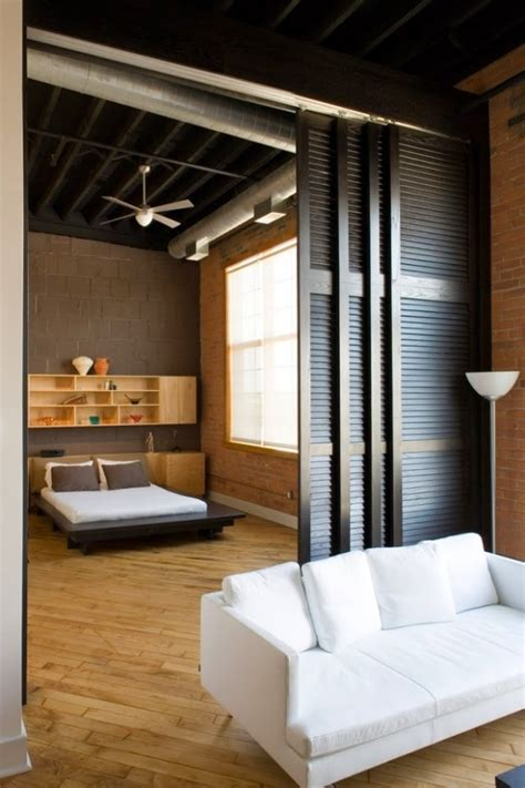 bedroom and living room in one space room dividers for bedroom 26 ideas for the delimitation