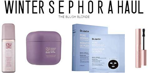 Sephora Detox Brightening by The Blush Shopping Haul Sephora