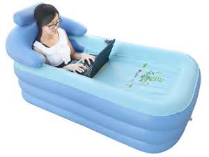 www portable bathtub com blue adult pvc folding portable bathtub outdoor inflatable