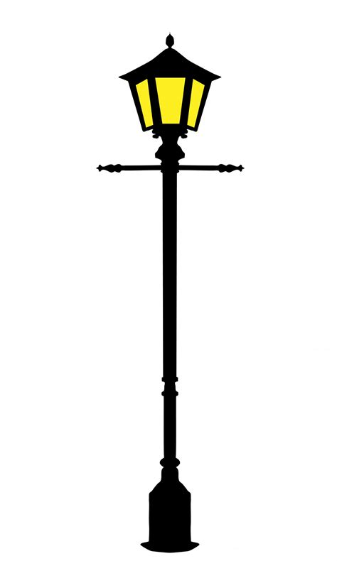 light poles in la l pole clipart clipground