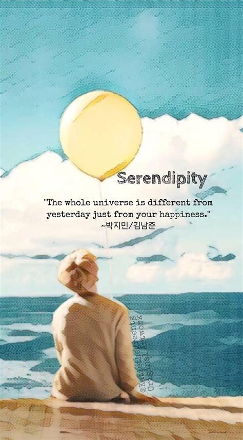 bts wallpaper serendipity jimin  loveyourself love