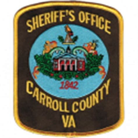 deputy sheriff curtis allen bartlett carroll county