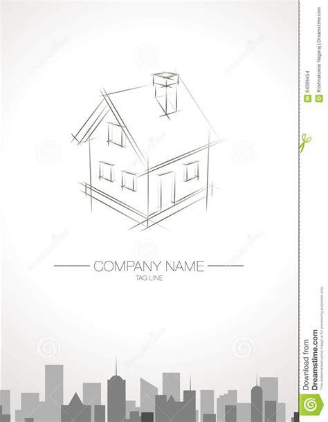 logo chambre logo de chambre illustration stock illustration du