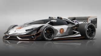 Lamborghini On Das Ist Ein Lamborghini Hurac 225 N Formel 1 Auto