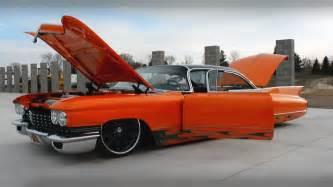 Cadillac Arrest Check This Custom 1960 Cadillac Smooth Criminal
